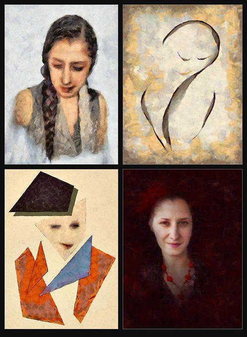 Portrait variations