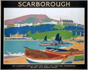 Scarborough LNER Poster