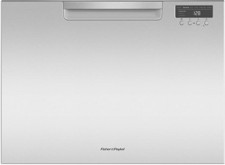 """Fisher Paykel DD24SCTX9 24""""Drawers Semi-Integrated Dishwasher in Stainless Steel"""