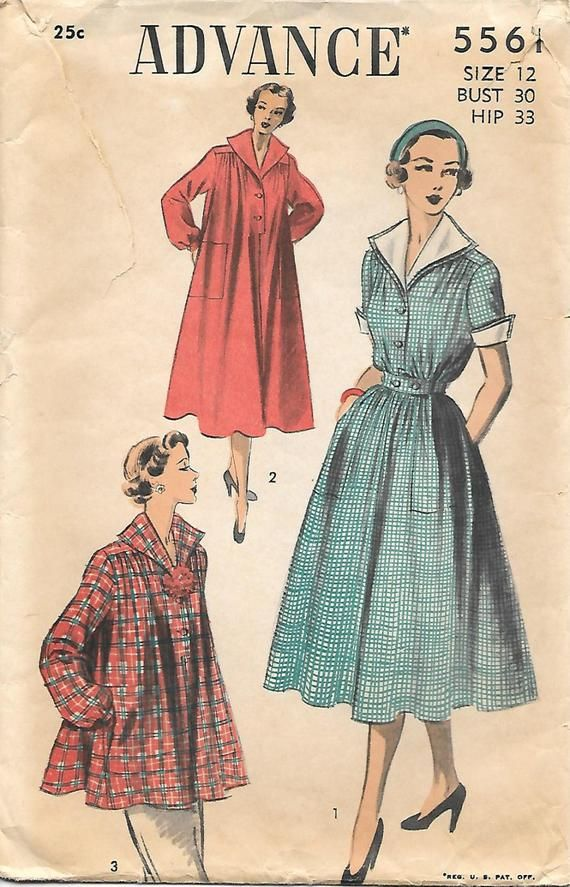 """Vintage 1950/'s Sewing Pattern Rockabilly Separates Skirt Blouse /& Scarf Bust 32/"""""""