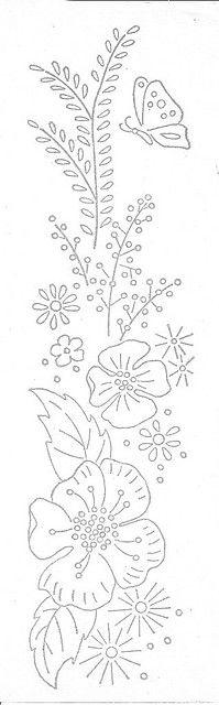 Workbasket Embroidery Transfer by shawnlorette, via Flickr