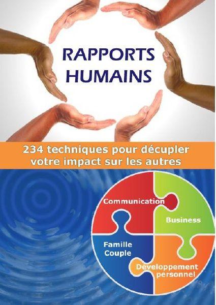 234 Techniques pour décupler votre impact sur les autres  #developpement personnel #rapports humains