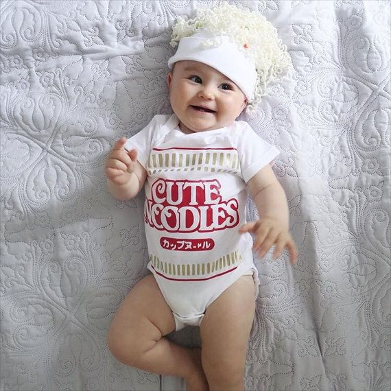 cute baby costume for first halloween