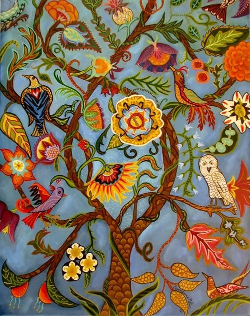 Catherine Nolin, Tree of Life