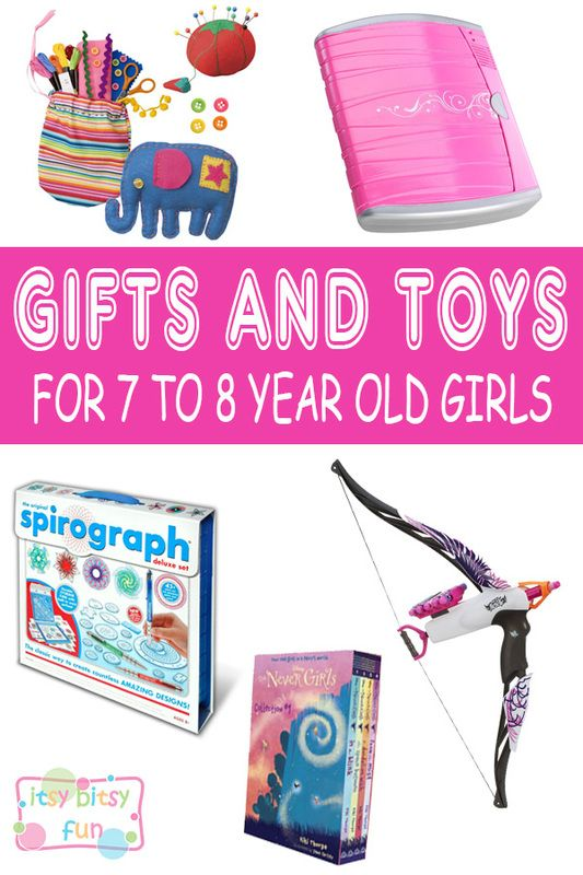 Best Gifts For 7 Year Old Girls In 2017