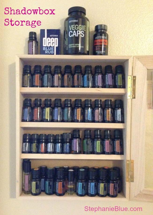 How Do I Store Essential Oils Diy Boxes And More
