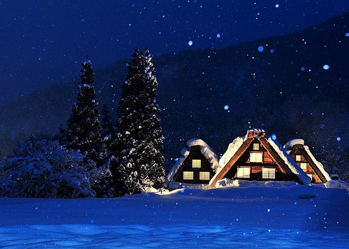 Shirakawa-gō 白川郷 - Remote Fairytale Village in Japan