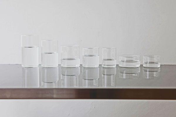 いろいろな形のVISION GLASS