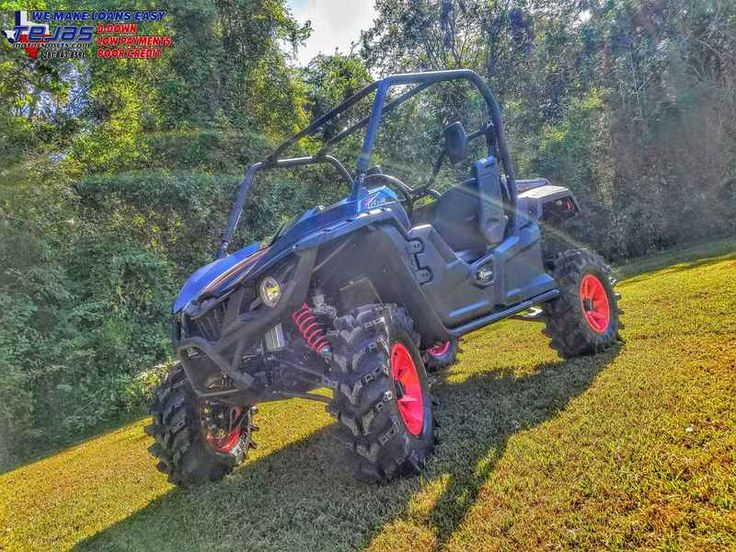 New 2016 Yamaha Wolverine ATVs For Sale in Texas. 2016 Yamaha Wolverine, This new custom Black and red Wolverine has a 2 inch lift with raceline wheels and Outback tires. This is the first Black and Red machine that we have built and we think it pops pretty good. We have excellent financing and easy low monthly payments. 2016 Yamaha Wolverine READY TO EXPLORE AND DISCOVER The all-new Wolverine is ready and awaiting your off-road journey. Features May Include: Off-Road Capability and Awesome…