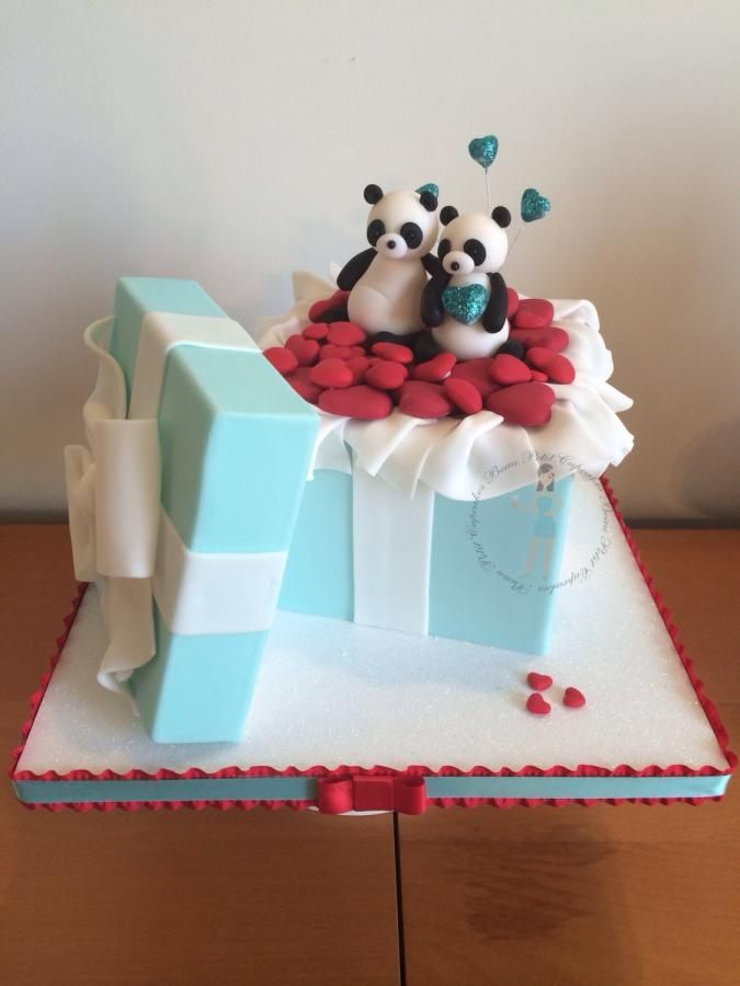 Cake Box Decorating Ideas 367 Best Let Them Eat Cake Images On Pinterest  Cakes Eat Cake