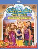The Cheetah Girls: One World [Extended Music Edition] [Blu-ray] [2008]