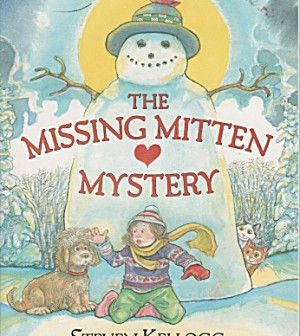 Free Lesson Plans: The Missing Mitten Mystery