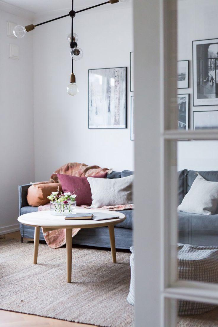 binnenkijken in een gemiddeld Scandinavisch huis