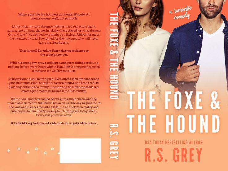 #TheFoxe&TheHound #coverreveal #rsgrey #littlebookbar #review #books #romance #novels