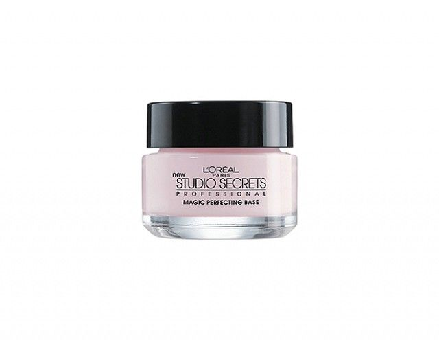 L'Oréal's Studio Secrets Professional Magic Perfecting Base ($13) really does live up to its name. It's a texture-perfector that glides on like silk, smoothing lines and hiding pores just like magic.