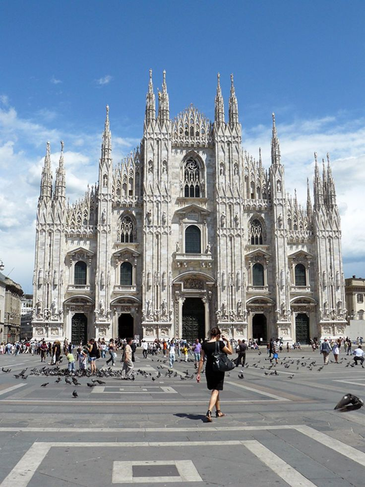 duomo milano Duomo di Milano   The Most Important Gothic Cathedral in Italy