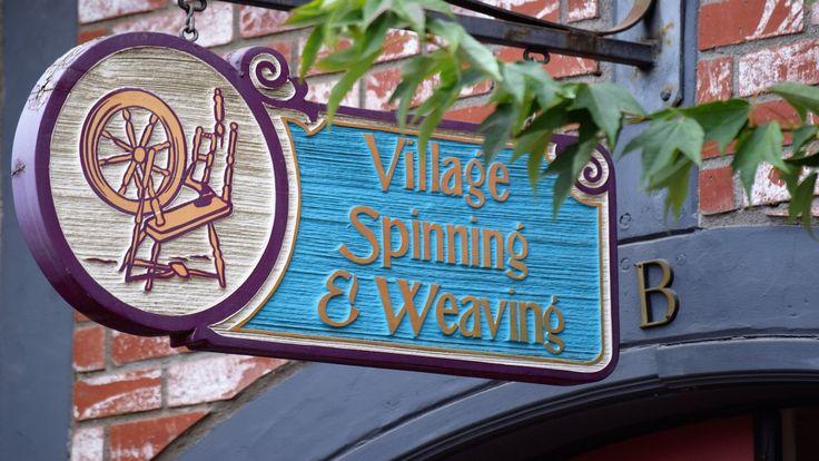 Village Spinning & Weaving Shop