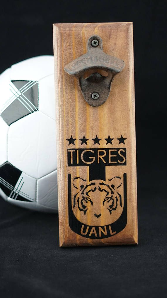 Club de Fútbol Tigres Tigres UANL-Bottle opener