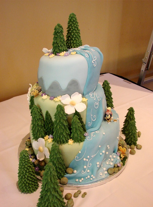 Cake Decorating Blue Mountains