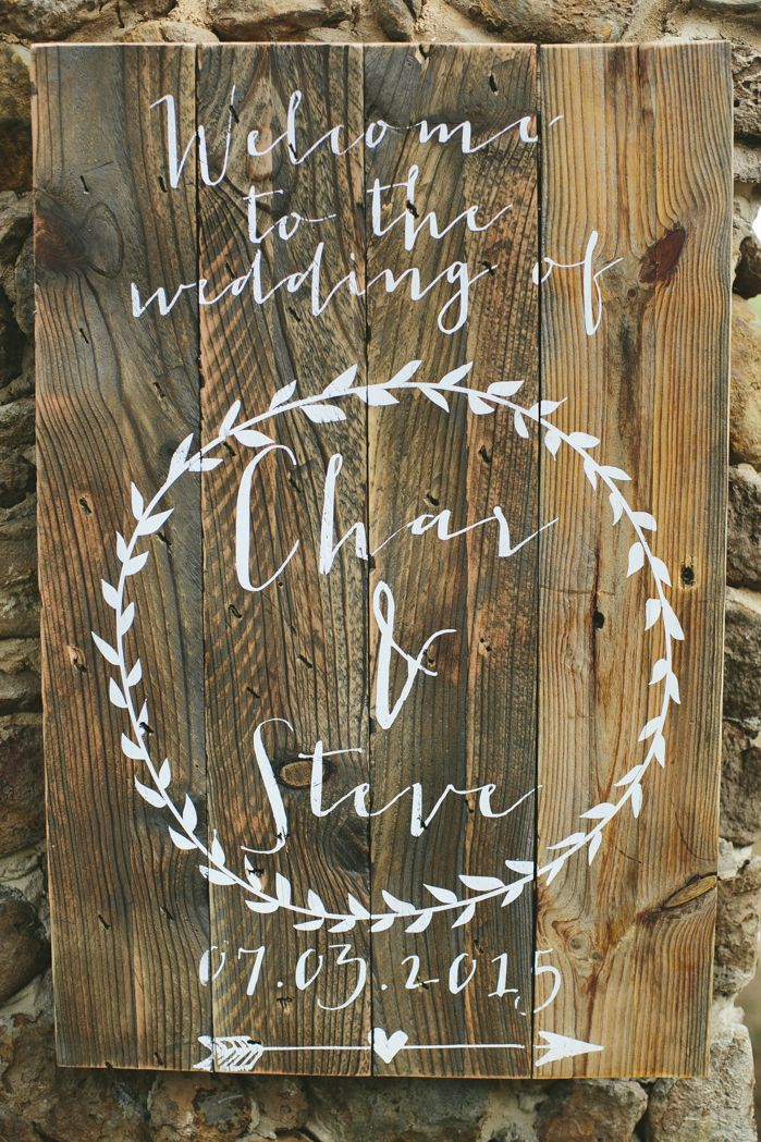 Char+Steve_LoveKatie+Sarah Amazing photography of a gorgeous wedding! Showcasing some custom signs by Simply Type.. #wedding #simplytype #woodenweddingsign #customsign #ceremony #recycledweddingsign #weddingtablenumbers