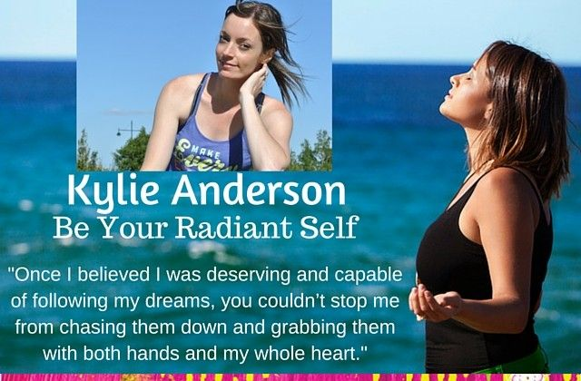 Inspiring Journeys Kylie Anderson Be Your Radiant Self