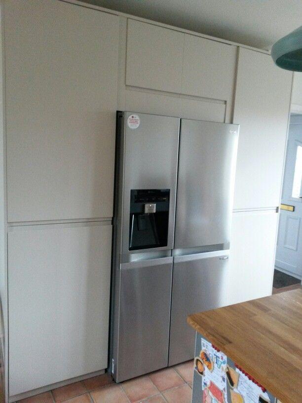 My New Kitchen Ikea Voxtorp Light Beige White Kitchen