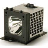 HITACHI 50V710 Replacement Rear projection TV Lamp UX21513 / LM500
