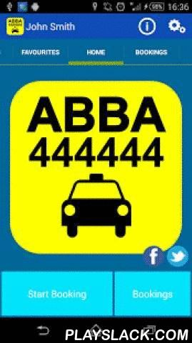 Abba Cars Taxis Warrington  Android App - playslack.com ,  Become a PRIORITY CUSTOMER. This App allows you to easily book a vehicle with ABBA CARS within the Warrington postcode area, Without the need to speak to a operator. Using this app will give you 5 PRIORITY POINTS over bookings made by telephone. You can use this app from the Airports or out of town journeys returning to Warrington.Get a quotation for your journeyMake a bookingCheck its statusEdit a bookingCancel a BookingGet a ETA on…