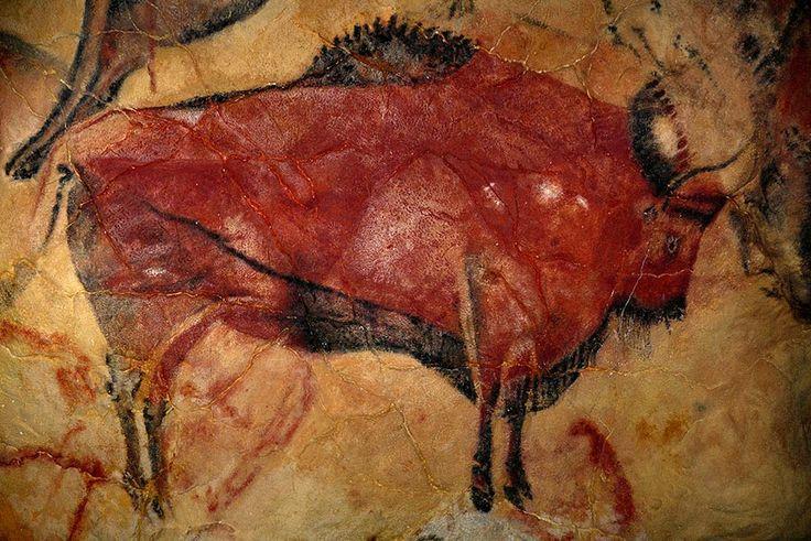 Pinturas rupestres ajudam compreender nossos ancestrais | #ArshdeepSarao, #ArteRupestre, #CavernaDeBlombos, #CavernaDeLascaux, #França