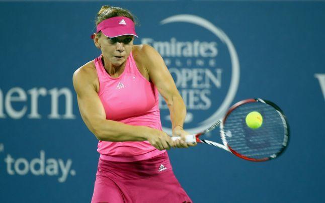 Simona #Halep va juca azi contra slovacei Jana Cepelova, în turul 2 la US Open. Ora la care e programată partida