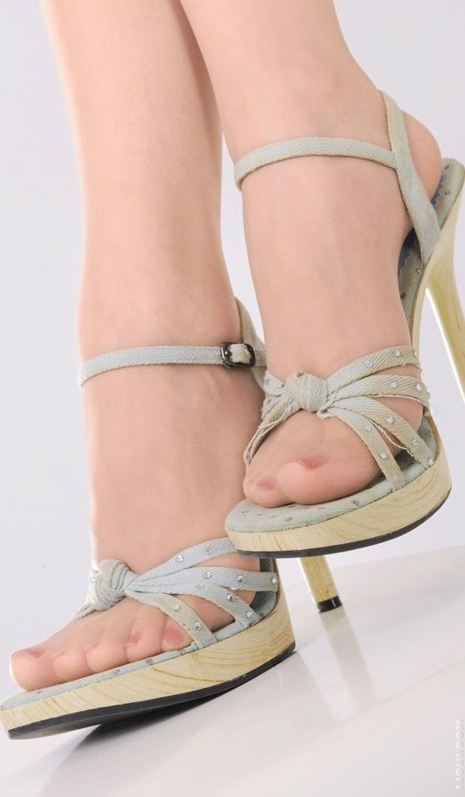 24dc81b99b18c Pin by Dave on Females sandals
