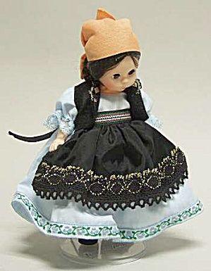 Madame Alexander Romania Doll