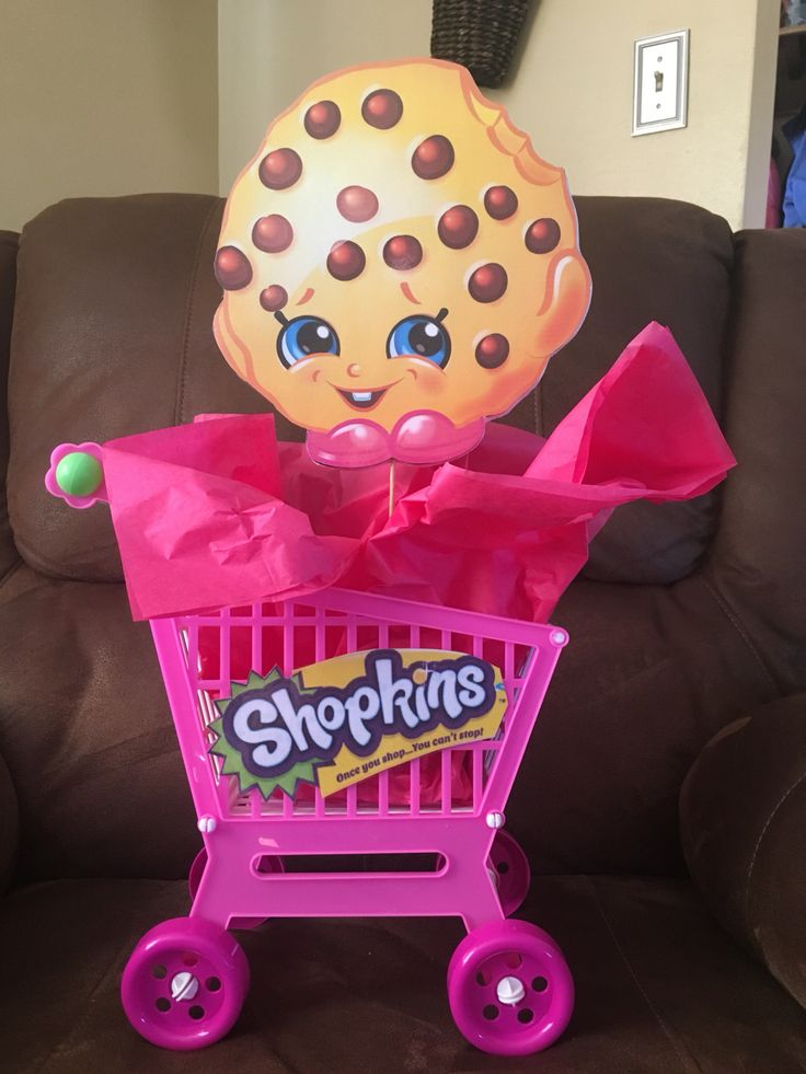 Shopkins Party Centerpieces  arewallace@yahoo.com to order