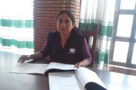 Mi paisano Benito Juárez estudió de grande y fue presidente, quiero seguir su ejemplo: María Eugenia