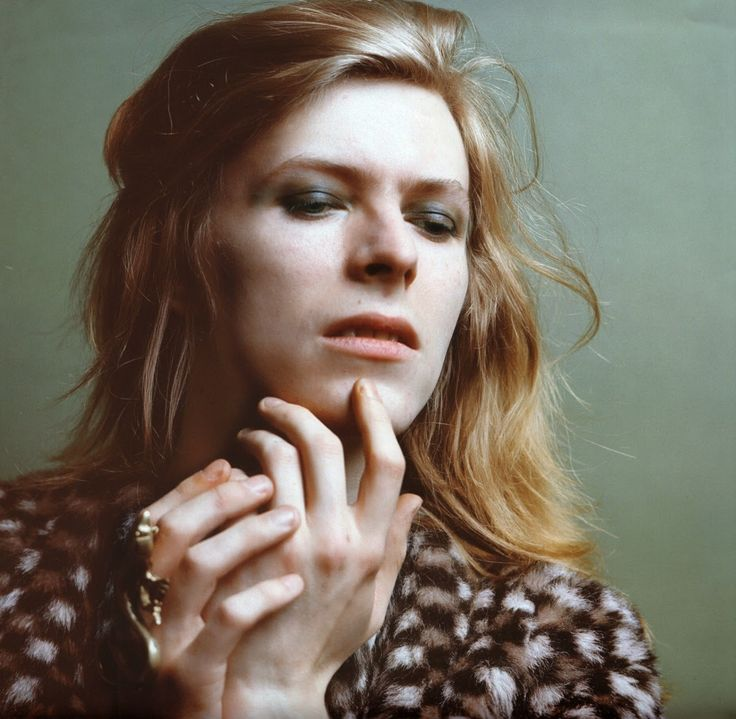 music from the big chair: David Bowie: Hunky Dory (1971)