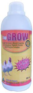 Top Grow mempercepat tumbuh kembang unggas dan menambah bobot ternak unggas