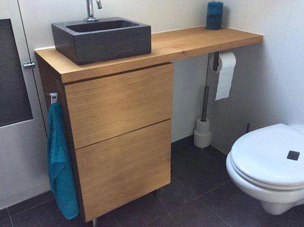 Best 20 meuble toilette ideas on pinterest stockage de toilette stockage - Toilette original deco ...