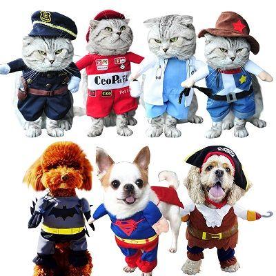 Tanggal 4 Oktober ditetapkan sebagai hari World Animal Day / Hari Hewan Sedunia. Miliki berbagai kostum hewan dengan berbagai tema = http://www.ebay.com/itm/Pet-Dog-Cat-Costume-Suit-Puppy-Clothes-Superhero-Police-Halloween-Costume-Suit-/152180247582 , Kalkulator = https://jasaperantara.com/pembelianbarang/ebay/ , selamat berbelanja :)