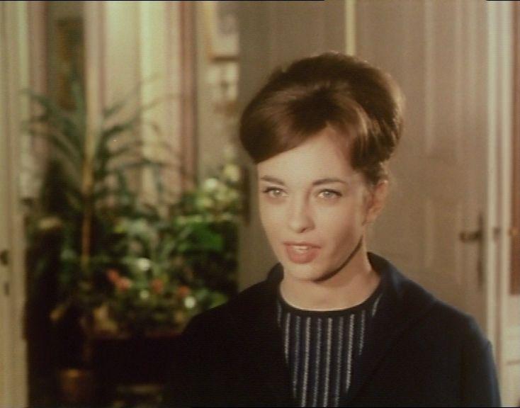som Grethe i Den rige enke fra 1962
