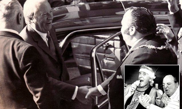 Police probing link between Ted Heath, Jimmy Savile and 'King Cornet'