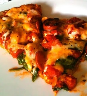 Eat Clean PizzaClean Eating Pizza, Eating Cleaning, Cleaning Eating Pizza, Gods Grace, Cleaning Pizza, Healthy Dinner, Pizza Recipes, God Grace, Dinner Tonight