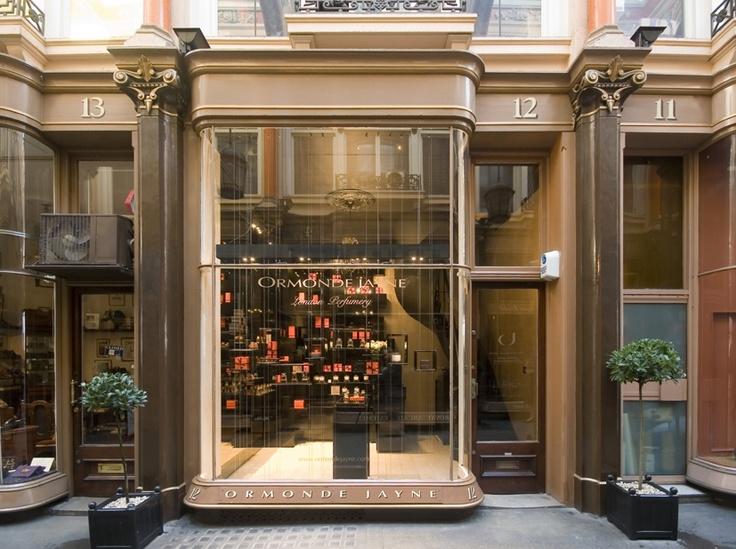 Ormond Jayne: Bond Street The Royal Arcade London