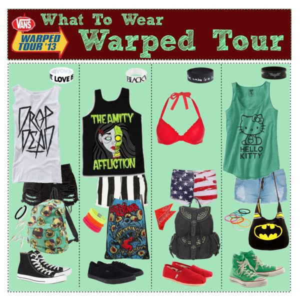 warped tour concert experience Concert review: vans warped tour 2016  no one's first time at warped is a pleasant experience unless you've headed over.