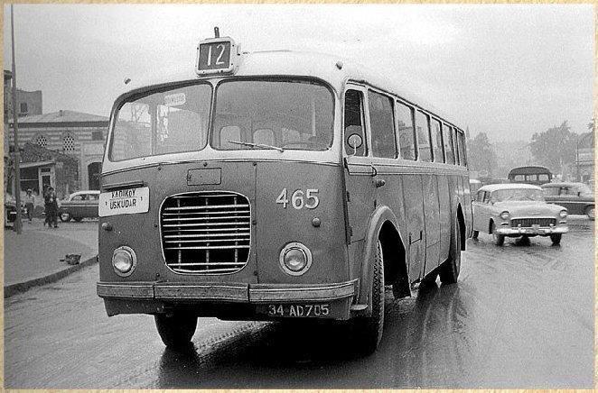 Üsküdar-Kadıköy otobüsü