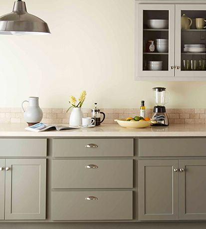 26 best images about kitchen home improvement on Best white paint for kitchen cabinets behr