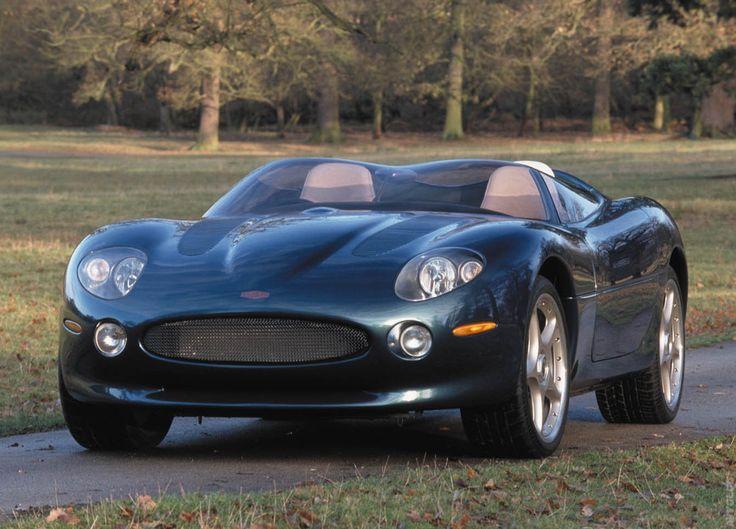 Галерея 1998 Jaguar XK180 Concept. 6 свежих и актуальных фотографий. Пресс-релиз, рейтинг, заметки на тему 1998 Jaguar XK180 Concept