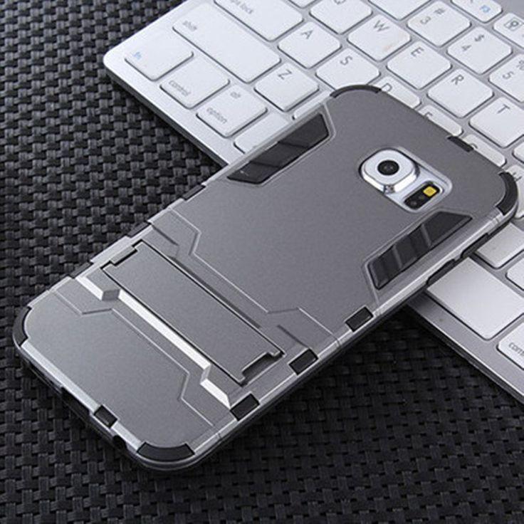 ALIVO Hard Armor Case For Samsung