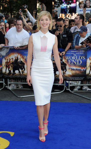 Rosamund Pike Photos: 'The World's End' Premieres in London — Part 2