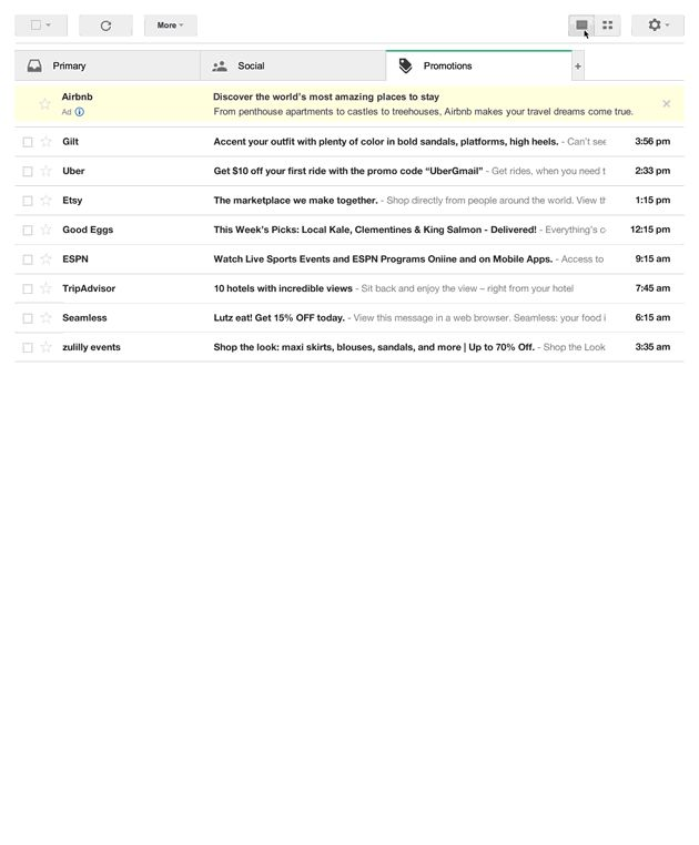 11 best 10 Awesome Email Marketing Newsletters - that look great - sample resume email