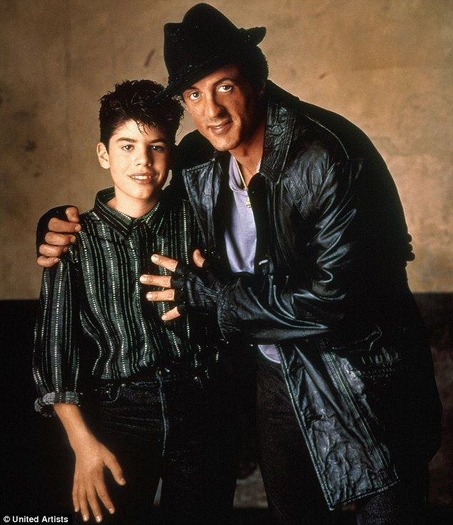 Sylvester Stallone Son | his fault': Sylvester Stallone's nephew says star is to blame for son ...
